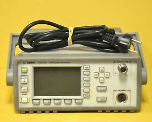 HP Agilent Keysight E4418B EPM Series Single Channel Power Meter