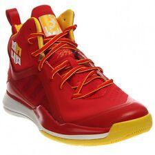 Adidas Men D Howard 5 Superman Houston Rockets Basketball Shoes Sz 13 Red C76273