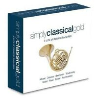 SIMPLY CLASSICAL GOLD 4 CD NEW!