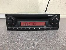 Seat Elana car radio stereo cd Mp3  player Grundig With Code
