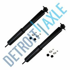 1997-06 Jeep Wrangler Cherokee TJ Comanche Wagoneer Pair Front Shocks