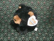 PUFFKINS * BENNY * Black Bear * DOB 1/25/97 * NEW * RARE * Swibco