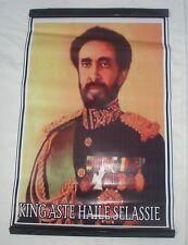 Ethiopia Emperor Haile selassie Lion of Judah Wall Hanging