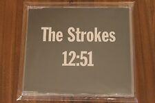 The Strokes - 12:51 (2003) (1-Track Promo) (RCA – 82876 56546 2)