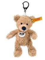 Steiff Fynn Teddy Bear Keyring Beige