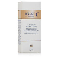 Obagi C-Therapy Night Cream Fx 2 oz Brand New In Box HYDROQUINOIN FREE