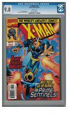 X-Man #30 (1997) Marvel Comics CGC 9.8 White Pages ZZ256