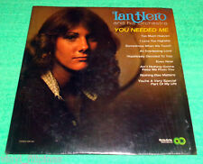 PHILIPPINES:IAN HERO & HIS ORCHESTRA - You Needed Me, LP,OPM rare,PIANO