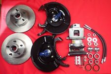 1954 1955 1956 Ford car front disc brake conversion kit new Granada spindle