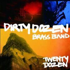 THE DIRTY DOZEN BRASS BAND-TWENTY DOZEN-JAPAN CD BONUS TRACK F25