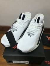 NEW Adidas Y-3 Saikou AC7195 Trainers Casual Shoes White Mens Size UK 8.5 US 9