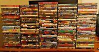 Movies / DVD Lot Of 10 ASSORTED RANDOM Bundle - READ DESCRIPTION
