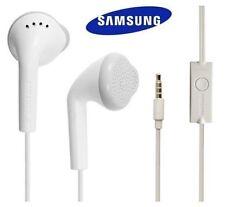 Auriculares blanca Samsung para teléfonos móviles y PDAs