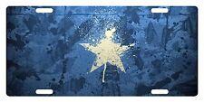 SOMALIA Flag Custom License Plate NATIONAL Emblem PAINT Version