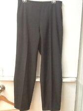 Women's Docker's Stretch Gray Dress Pants Side Zip size 10 Medium