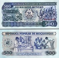 Combine FREE! Mozambique 50 meticais P 129 b 1986 UNC Low Shipping