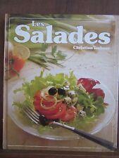 Christian Teubner: Les Salades 120 recettes illustrées pour toutes les occations