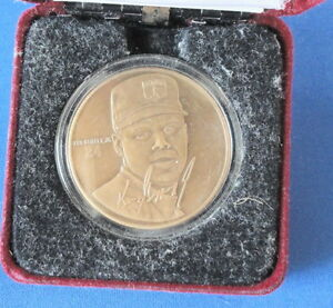 Highland Mint Medal - Ken Griffey Jr. - MLB - Ltd. Ed. -