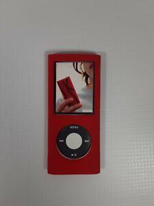 Griffin FlexGrip Case for 4th gen. Apple iPod nano 8GB, 16GB Red & Black