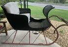 Antique Horse Drawn Sleigh With Shaft, For Restoration Or Display Piece
