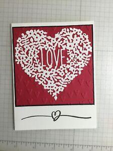 Anniversary / Wedding / Valentines Card KIT of 2