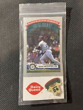 """Dairy Queen """"Magic Mariner Moments� Ken Griffey Jr. - Collector Card/pin. Htf"""