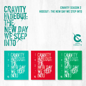 CRAVITY HIDEOUT: THE NEW DAY WE STEP INTO CRAVITY SEASON2. [3ver.Set] Free Track