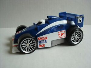 Fisher Price Shake N Go Racers Indy #6 Car