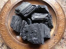 TOURMALINE, BLACK 1/4 Lb Raw Gemstone Specimen Wiccan Pagan Metaphysical