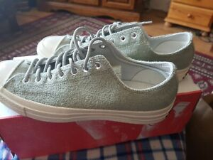 Converse All Star CT 70 OX Surplus Sage white 159661C Mens UK10 NEW