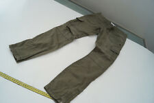 ABERCROMBIE & FITCH Damen Cargo Hose Jeans stretch Gr.36 38 used look Risse #28