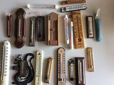 Lot ancien thermomètres