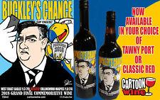 2018 WEST COAST EAGLES Grand Final Victory Commemorative Wine by CARTOONwine