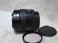 Minolta AF 35-70mm lens - fit Sony Alpha f3.5  4.5 very sharp + cap + filter