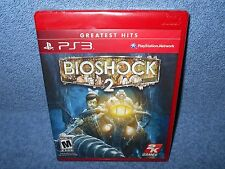 BIOSHOCK 2 GREATEST HITS SONY PLAYSTATION 3 PS3 - NEW SEALED