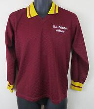 Vtg Italian GS NABOR Football Shirt Retro Vinatge Soccer Jersey Maglia Milan S