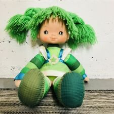 "Vintage Hallmark Mattel 1983 Rainbow Brite Patty O'Green 18"" Doll"