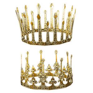 NEU Krone Luxus, Prinzessin,  Aluminium, gold