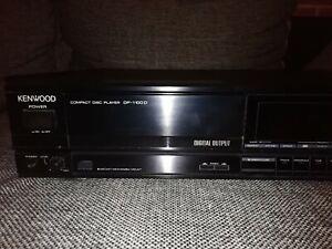 Kenwood DP-1100D CD Player