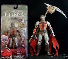 NECA GAME DANTE'S INFERNO 7 inches ACTION FIGURE MODEL TOY GIFT NEW IN BOX