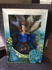 the peacock barbie