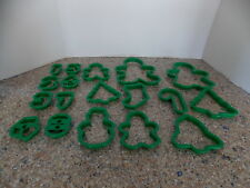 Wilton Cookie Cutters Christmas And Numbers