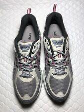 Asics Gel Men's Enduro 5 Silver/Gray/Purple Running Cross Training Size-10