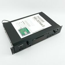 More details for tascam md-301 mkii mini-disc pro recorder | rack mount xlr minidisk | inc.vat