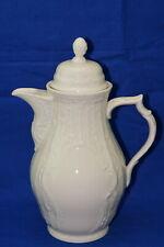 "Rosenthal Sanssouci Ivory Coffee Pot. 7 3/4"" with Lid   (Box C)"