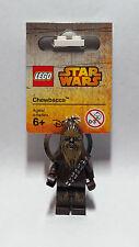 Brand New Lego - Chewbacca Keyring (2015) - Star Wars - 853451