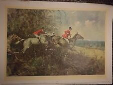 Signed Michael Lyne (British 1912-89) Print