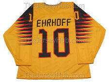 Team Germany Hockey Jersey Christian Ehrhoff LT L-XL
