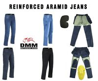 Men's Motorcycle Motorbike denim jeans Aramid lining CE Armour*Promotional offer