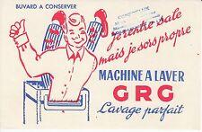 BUVARD *MACHINE A LAVER GRG*